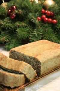 Rulada de ciuperci/ Mushroom loaf