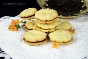 Biscuiti spritati/ Classic spritz cookies