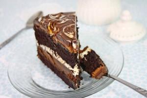 Tort Tuxedo/ Tuxedo cake