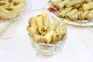 Spring rolls (Thai style)