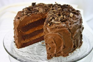 Tort Trufa/ Truffle cake