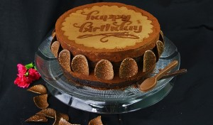 "Tort de ciocolata "" Express""/ Express chocolate cake"